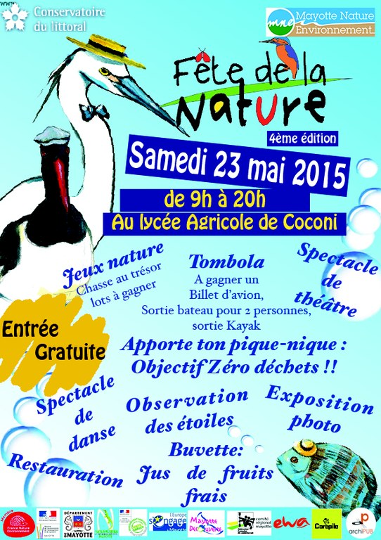 Affiche Mayotte