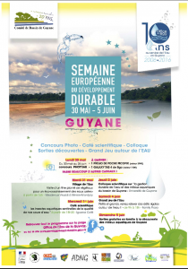 programme Guyane DDD 2016